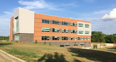 Anatomy of a project:<br>GTCC's Aviation III Building Image 1