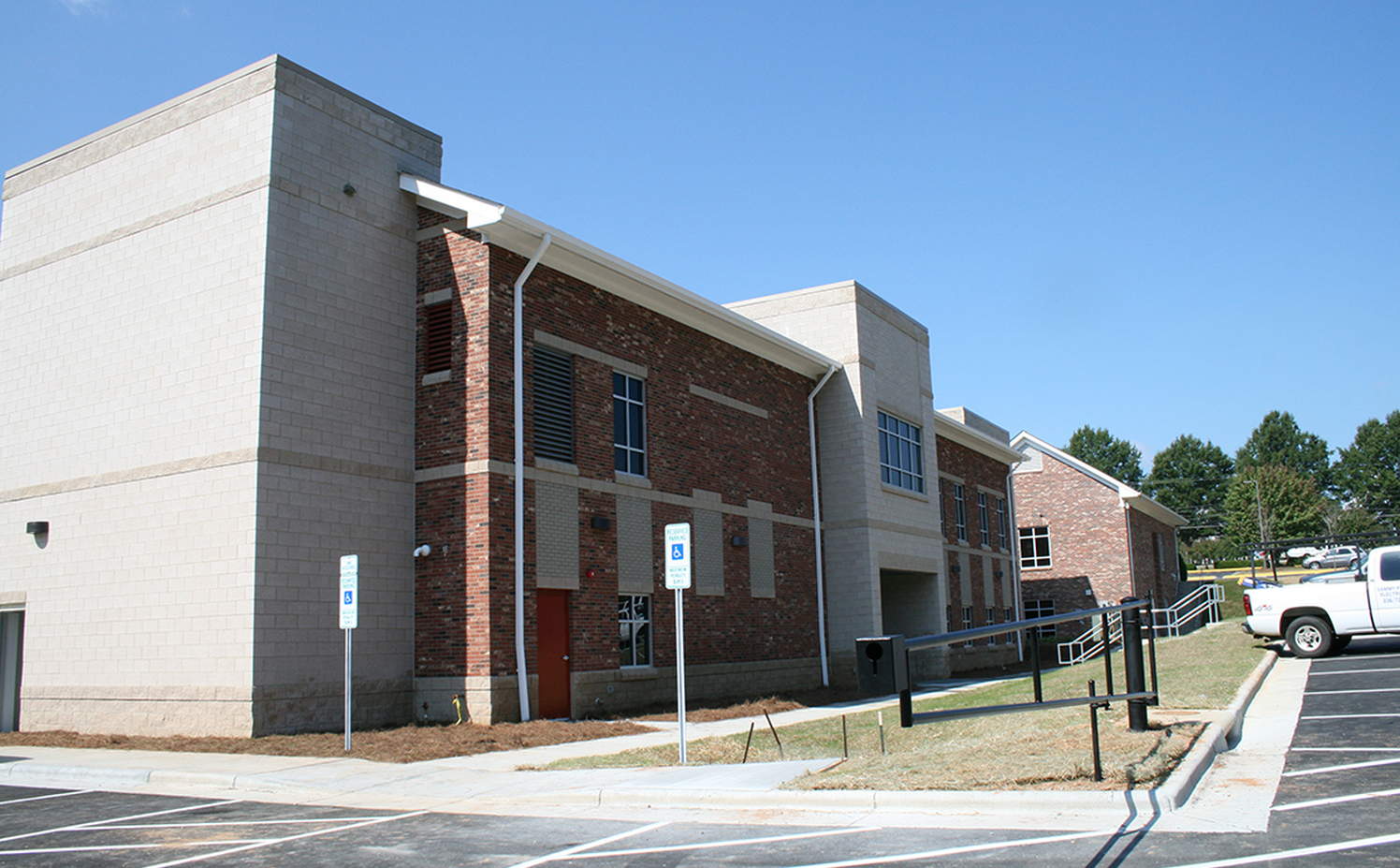 Oak Ridge United Methodist Church Family Life Center