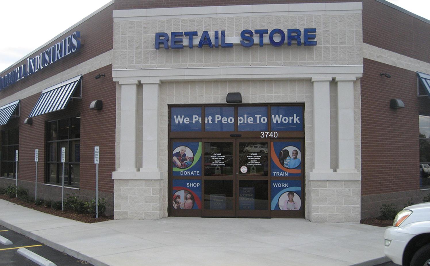 Goodwill Retail/Training Center