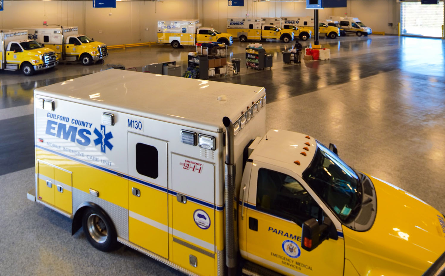 Guilford County Emergency Medical Services